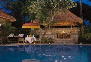 Oberoi Hotel, Bali, Indonesia