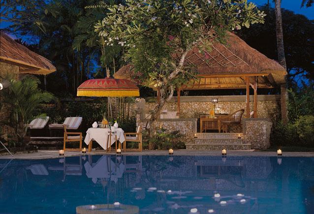 The Oberoi Hotel, Bali,Indonesia