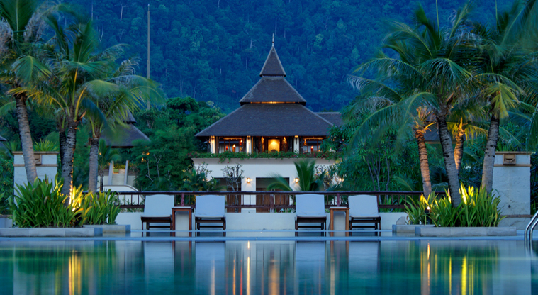 Layana Resort and Spa, Ko Lanta, Thailand