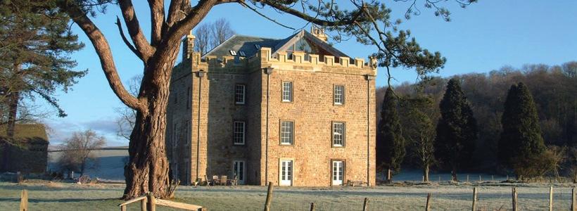 Hellifield Peel Castle, Yorkshire,England