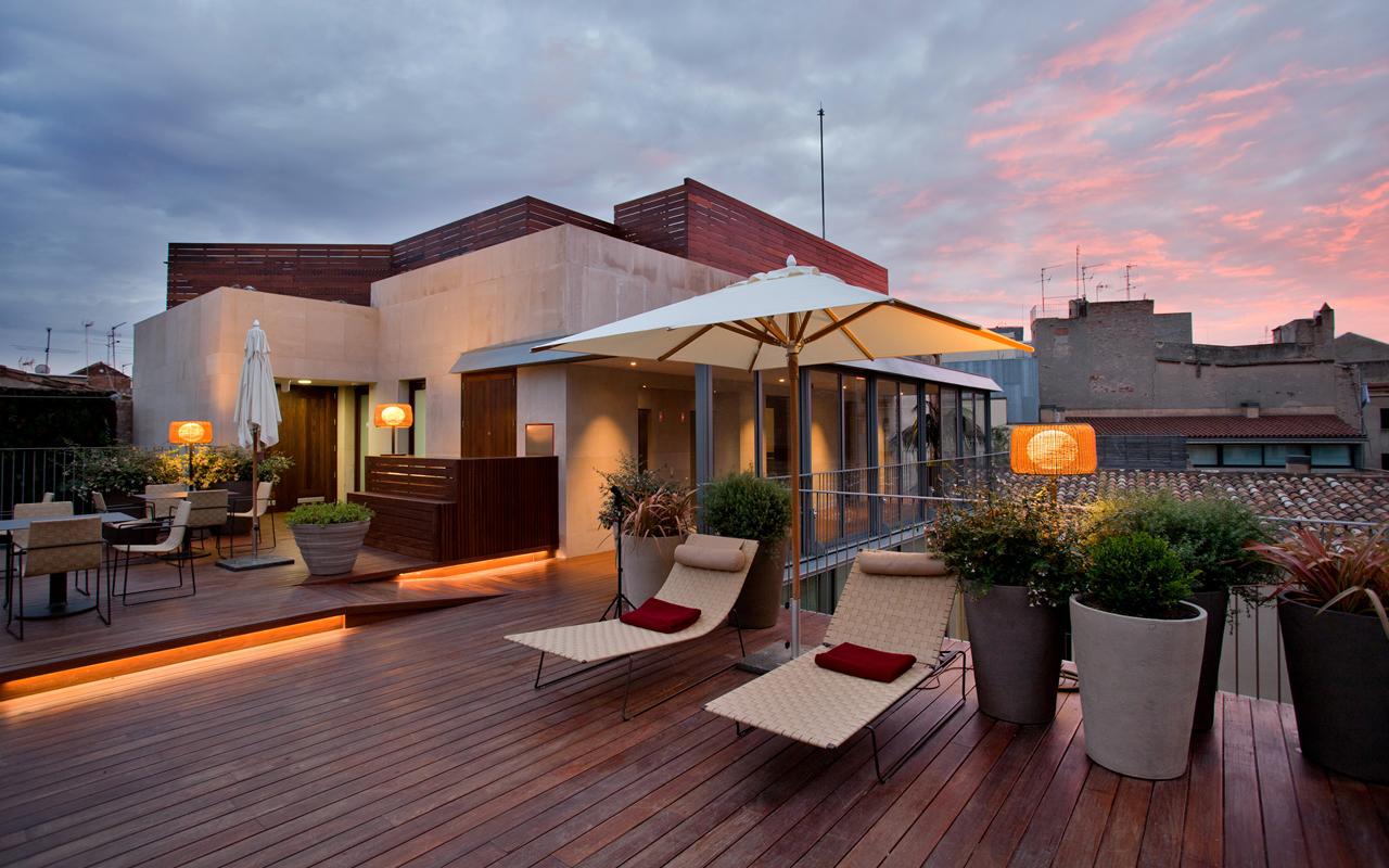 Mercer Hotel, Barcelona,Spain