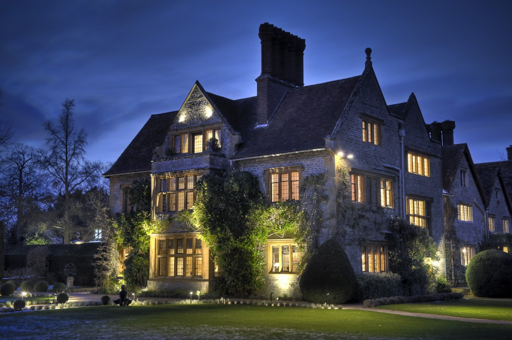 Le Manoir aux Quat'Saisons, Oxfordshire, UK