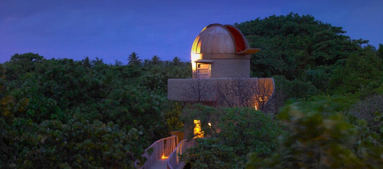 observatory sonevea fushi maldives