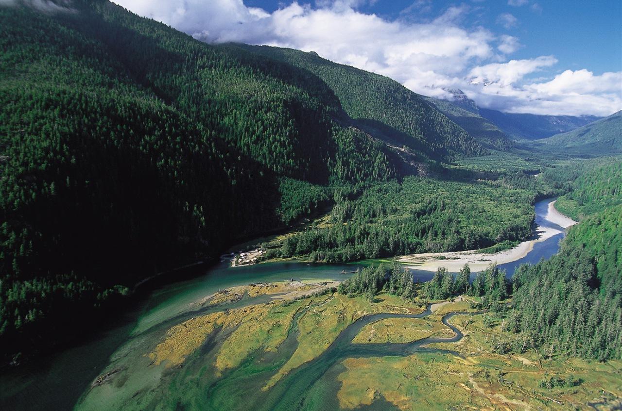 Clayoquot Wilderness Resort, Tofino, Vancouver Island,Canada