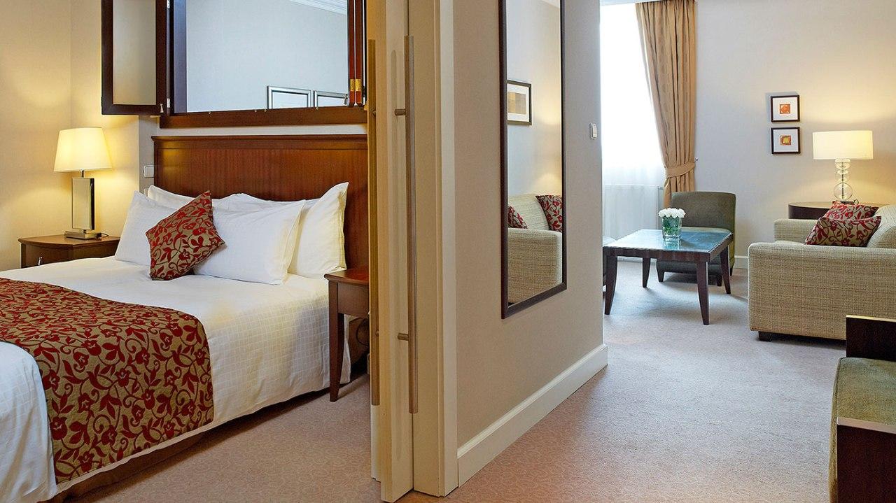 Corinthia Hotel Budapest - junior suite