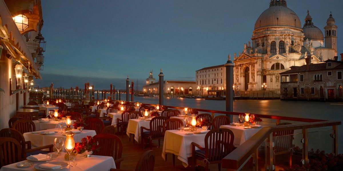 Gritti Palace Venice restaurant