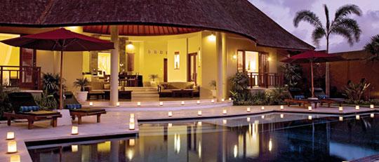 The Kunja Villa Resort, Seminyak, Bali,Indonesia