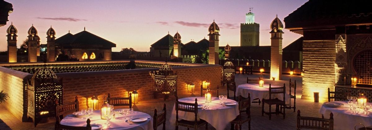 La Sultana, Marrakech,Morocco