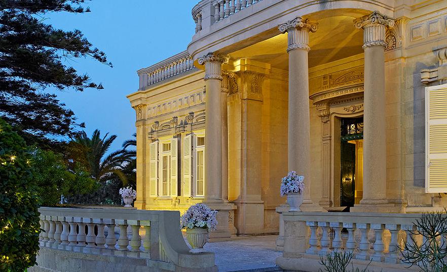 Corinthia Palace Hotel & Spa, San Anton,Malta