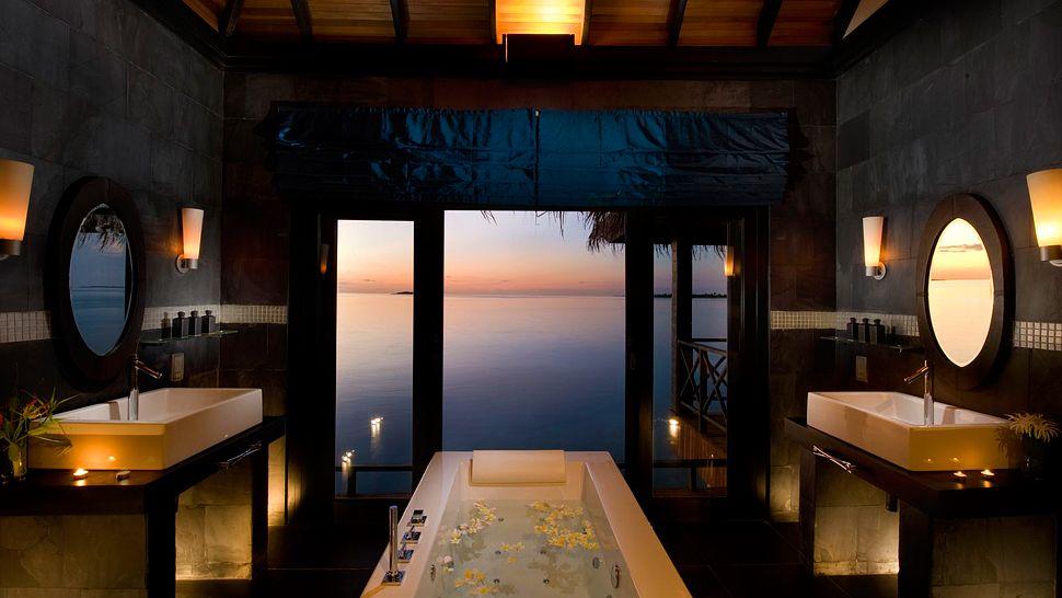 beach bath