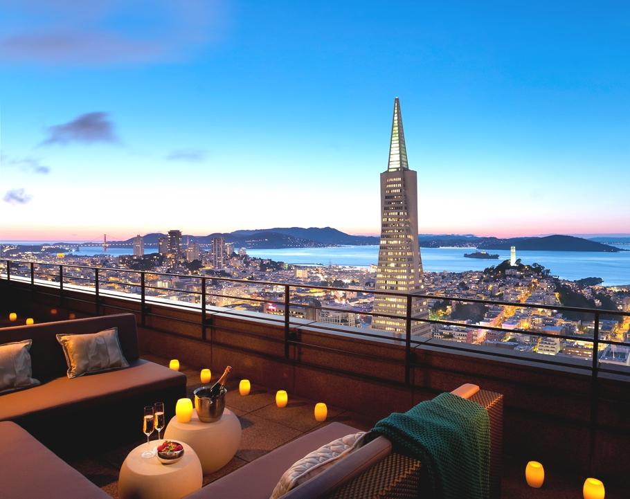 Mandarin Oriental, San Francisco, North America