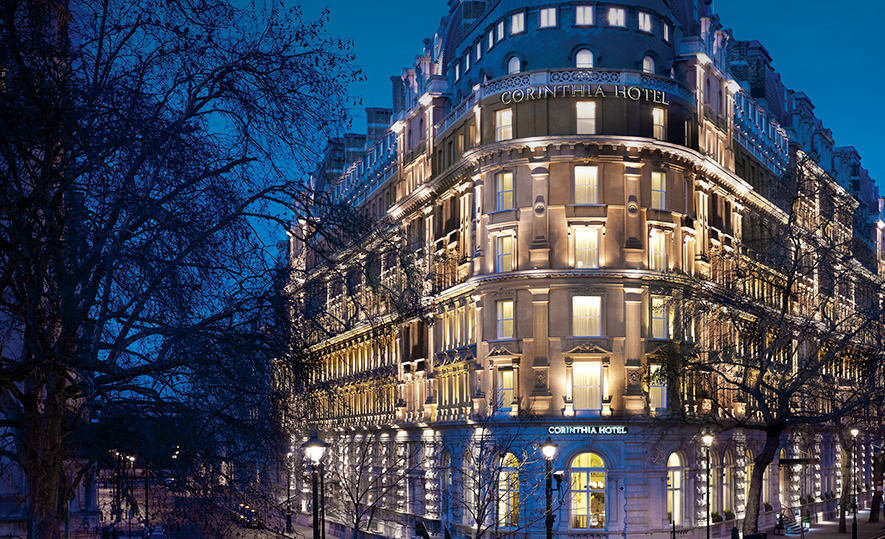 Corinthia Hotel, London, UK