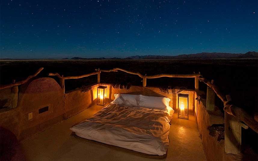 Little Kulala Desert Lodge, Sossusvlei, Namibia,Africa