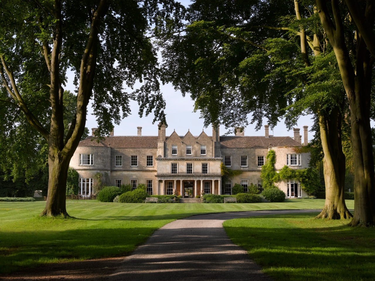 Lucknam Park Hotel and Spa, Bath, Somerset, UK