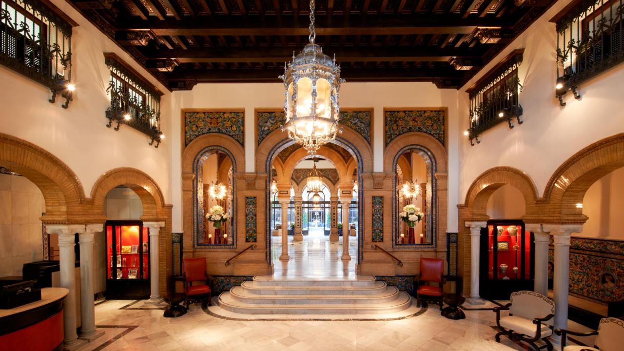 seville entrance hall