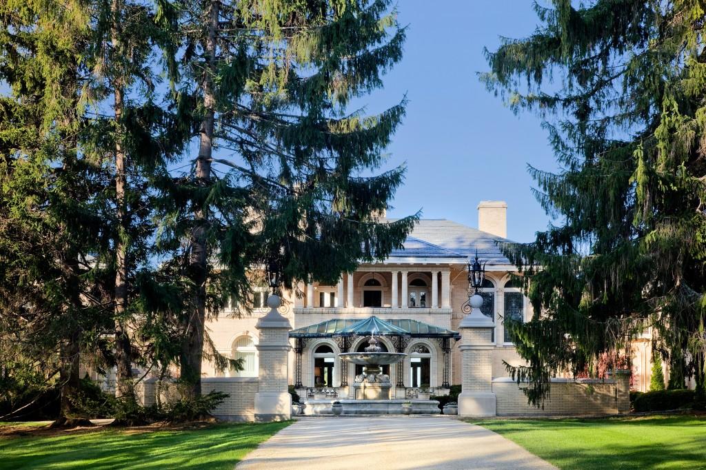 Wheatleigh Hotel, Lenox, Massachusetts, NorthAmerica