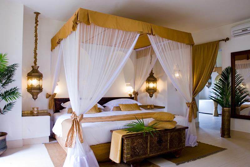 bar bed