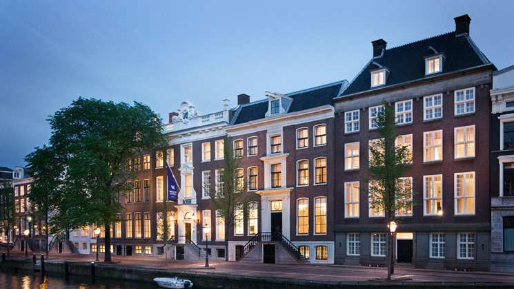 Waldorf Astoria, Amsterdam, The Netherlands