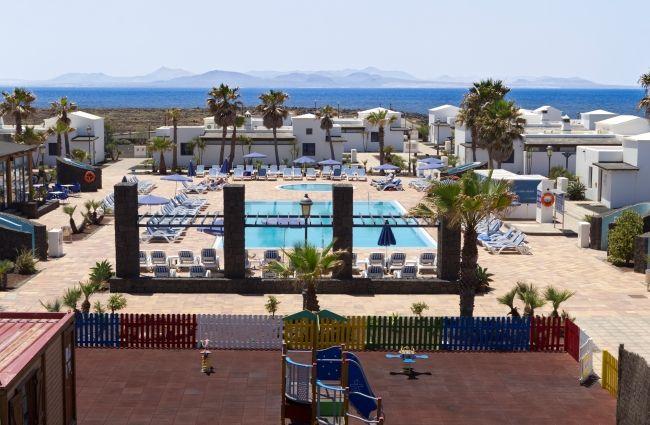 VIK Club Coral Beach, Montaña Roja, Playa Blanca,Spain