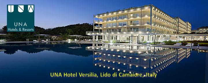 UNA Hotel Versilia, Lido di Camaiore,Italy