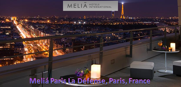 Meliá Paris La Défense, Paris, France