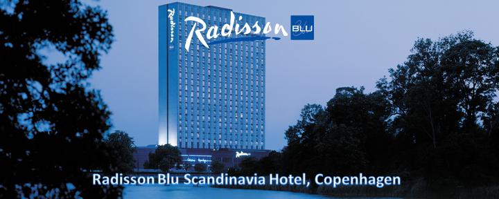 Radisson Blu Scandinavia Hotel, Copenhagen,Denmark