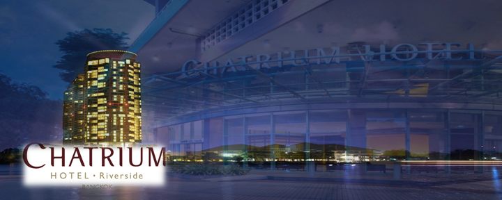 Chatrium Hotel Riverside,Bangkok
