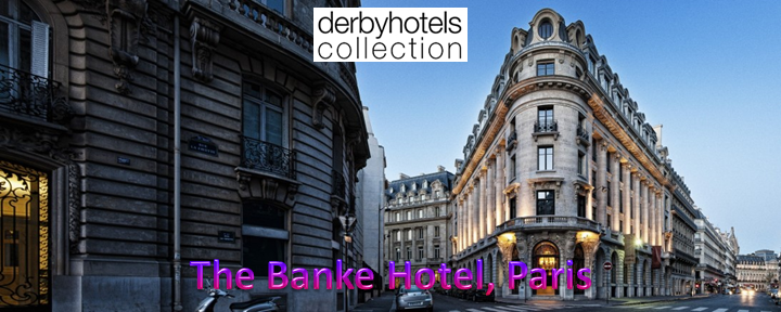 The Banke Hotel, Paris