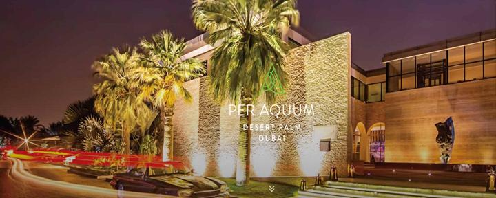 Per Aquum Desert Palm,Dubai