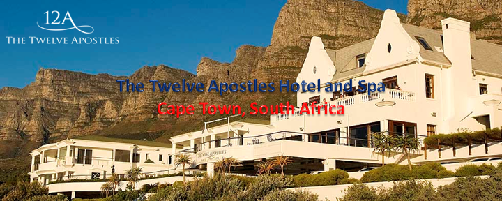 The Twelve Apostles Hotel and Spa, Cape Town, South Africa