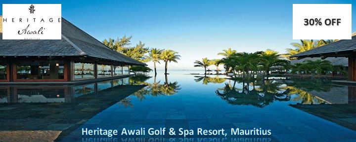 Heritage Awali Golf & Spa Resort,Mauritius