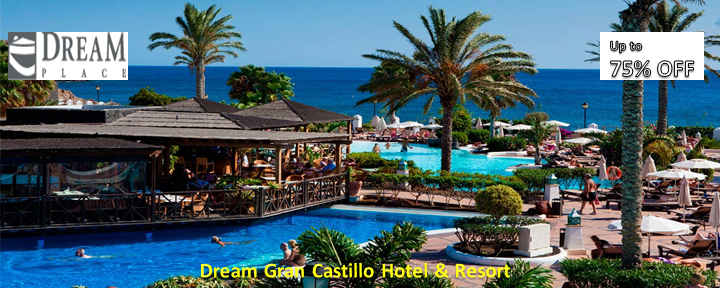Dream Gran Castillo Hotel & Resort: Dream Place Hotels