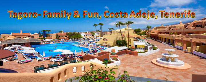 Tagoro- Family & Fun, Costa Adeje, Tenerife