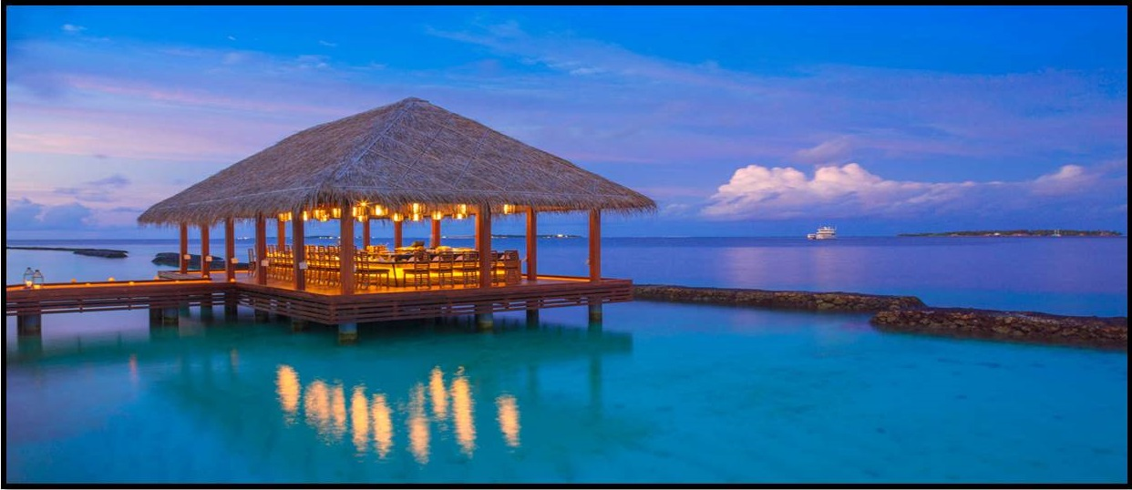 Traveling To Maldives? Plan Your Trip Wisely With Its Luxury Accommodation!
