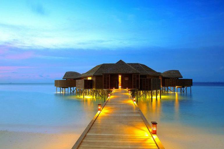 Agatti Island resort, Lakshwadeep