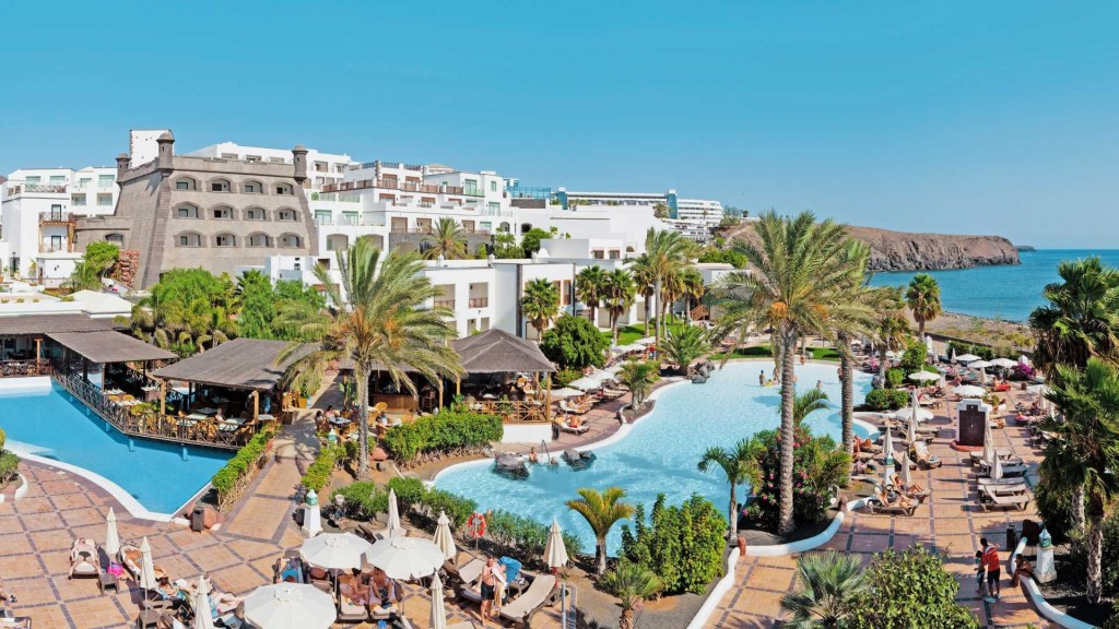 Best travel destination Castillo Tagoro Lanzarote